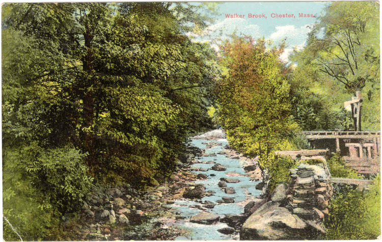 Walker Brook, 1914